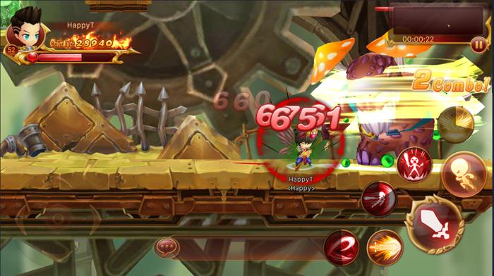 Săn Rồng Online – tựa game gợi nhớ rất nhiều đến Nấm Lùn và Dragonica