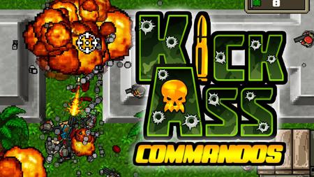 Kick Ass Commandos – Game bắn súng đi cảnh vừa hài hước vừa hấp dẫn
