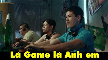 Phim ngắn cảm động: Là Game là Anh em