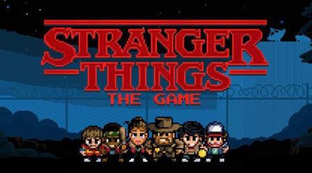 Stranger Things mobile : game dựa trên series truyền hình nổi tiếng của Netflix