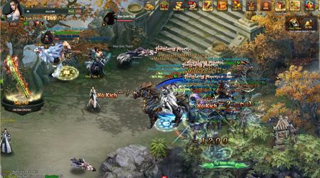 Game thủ nói gì về chất kiếm hiệp trong Hàng Long Phục Hổ