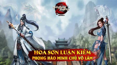 Hoa Sơn Luận Kiếm – đấu trường thể hiện trình độ PK của game thủ Hàng Long Phục Hổ