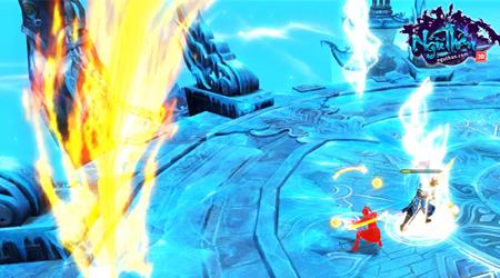 Điểm mặt các hoạt động chiến trường kinh điển của game Ngũ Thần Online