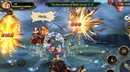 Không muốn sấp mặt trong Dragon Spear phải nắm bắt rõ hệ thống phối skill phong phú