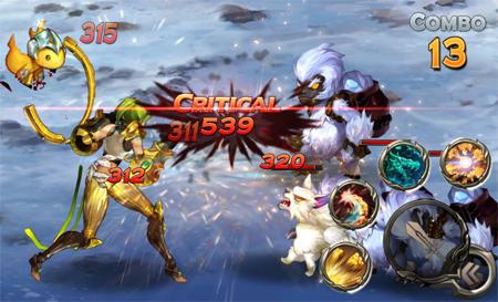 Dragon Spear chia thành hệ thống phó bản để nâng tầm cốt truyện game
