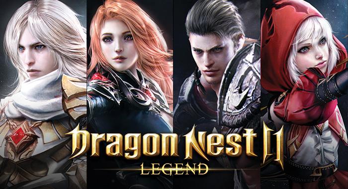 Dragon Nest 2: Legend mở đăng ký trước, báo hiệu thời gian ra mắt gần kề