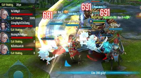 Phàm Nhân Tu Tiên VNG chinh phục game thủ bằng hệ thống PvE đầy thử thách