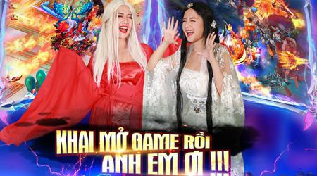 Tử Thanh Song Kiếm gửi tặng 2000 giftcode tri ân game thủ nhân dịp ra mắt