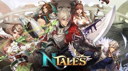 NTales: Child of Destiny – game nhập vai đang làm mưa làm gió trên Google Play