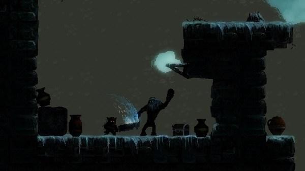 Mahluk: Dark Demon – game đi cảnh siêu u ám trên điện thoại