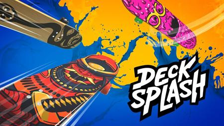 Game trượt ván hài hước Decksplash sắp cho game thủ chơi thử miễn phí
