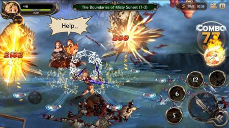 Lựa đồ đi PK hoặc phụ bản xả láng cùng game Dragon Spear mobile