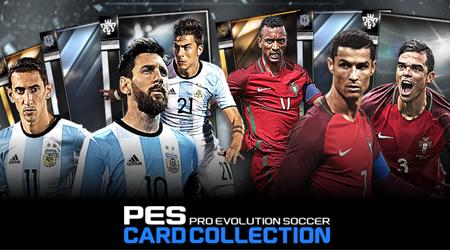 PES Card Collection – Bất ngờ khi PES chuyển hướng thành game thẻ bài
