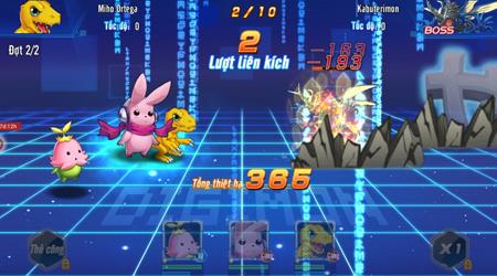 Trải nghiệm Thú Vương Đại Chiến – Một thế giới Digimon mãn nhãn và thú vị