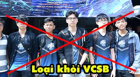 LMHT: Được mệnh danh là 'super team' tại Việt Nam – EVOS Esports CHÍNH THỨC bị loại khỏi VCSB 2017