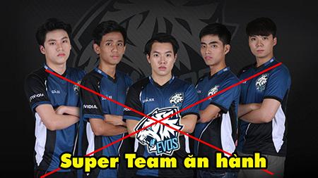 [Highlight EVOS vs HoF] Quá thất vọng về đội hình được mệnh danh là super team LMHT VN (VCSB 2017)