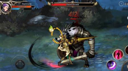 Chơi Dragon Spear để trải nghiệm những pha combat đến 'điên cuồng'