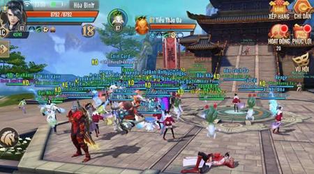 Thiên Hạ 3D chứng minh được sức hút của tựa game hội tụ đủ 3 yếu tố sau 2 tuần ra mắt