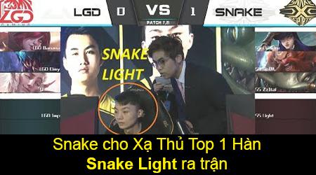 LMHT: Snake Esports ra mắt Xạ Thủ top 1 thách đấu Hàn Quốc tại giải đấu NEST 2017