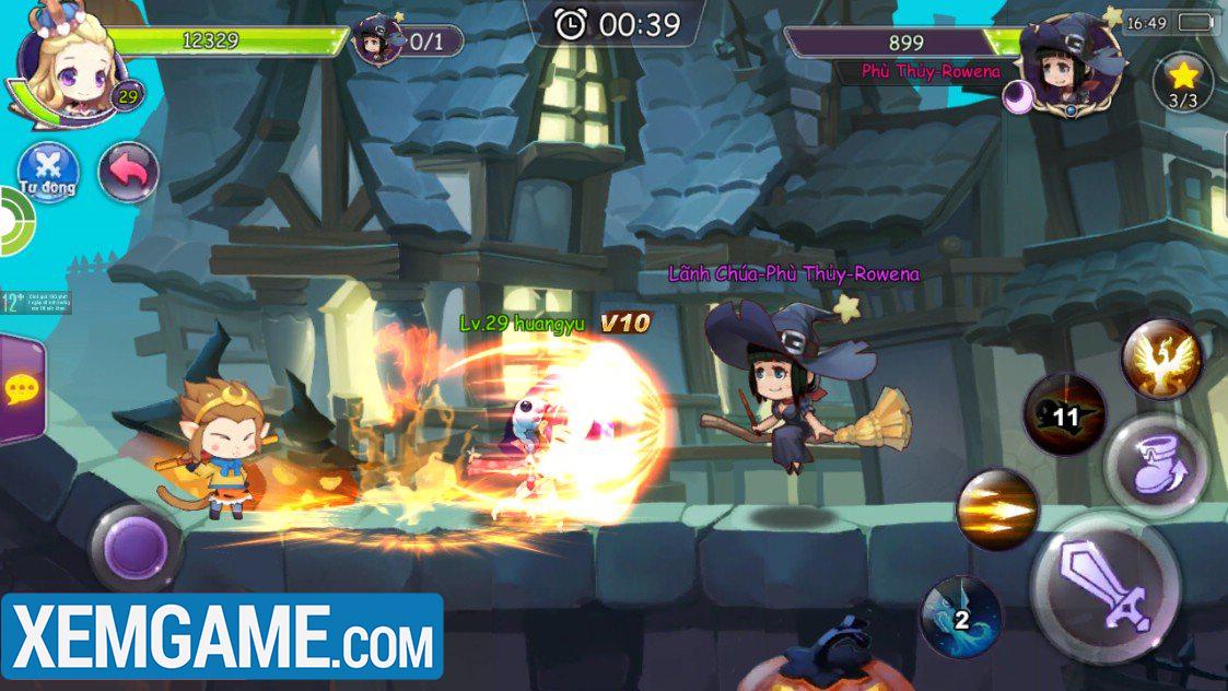 Sứ Mệnh Rồng | XEMGAME.COM
