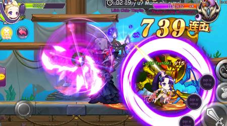Sứ Mệnh Rồng – game mobile nhập vai hành động màn hình ngang hẹn ngày ra mắt