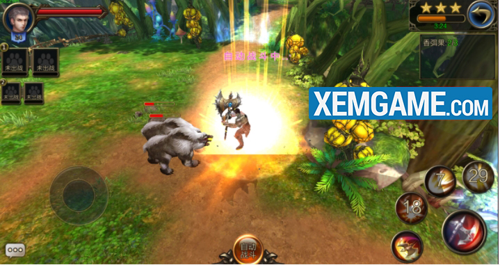 Trảm Thần Mobile   XEMGAME.COM