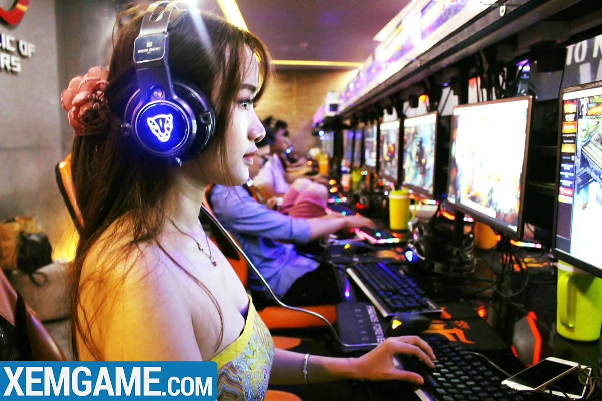 Cửu Thiên Phong Thần thu hút không ít chị em game thủ vào chiến game