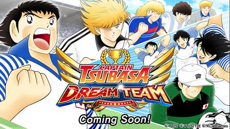 Manga nổi tiếng Captain Tsubasa bất ngờ đánh tiếng làng game mobile