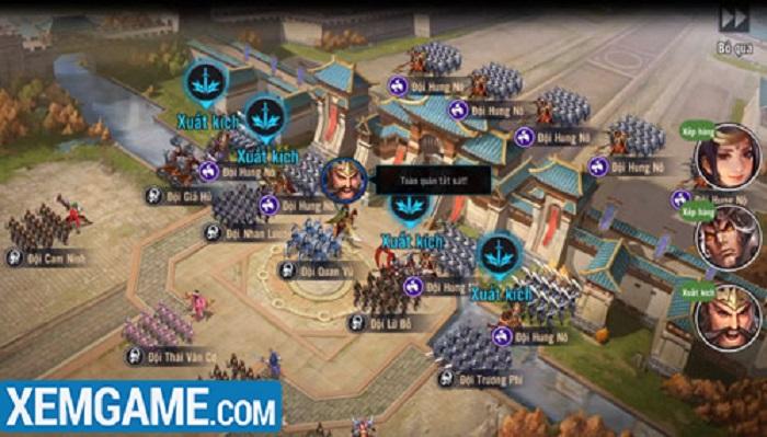 Liên Quân 3Q | XEMGAME.COM