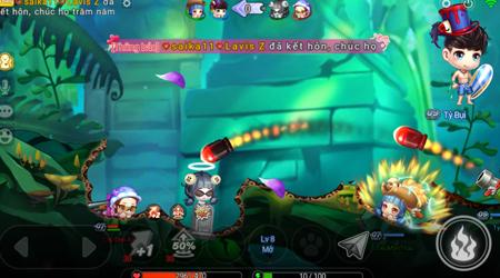 Trải nghiệm Garena DDTank: Cùng bạn bè ôn lại kỉ niệm thời webgame Gunny