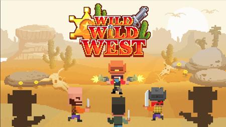 Wild Wild West : tham gia những cuộc đấu súng miền viễn Tây rực lửa