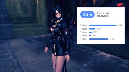 Game thủ BnS đồng loạt đánh giá 1 sao vì cho rằng Garena hút máu quá đà
