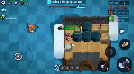 Game thủ 360mobi Ngôi Sao Bộ Lạc đang đếm từng ngày đợi bản cập nhật mới ra mắt