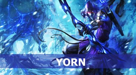 Liên Quân Mobile: Sau khi được điều chỉnh sức mạnh, Yorn trở thành quân bài ẩn trên đấu trường