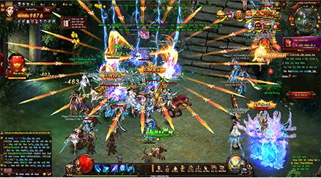 Trải nghiệm Võ Thần PK – Webgame chất lượng cuốn hút người chơi trong ngày Alpha Test