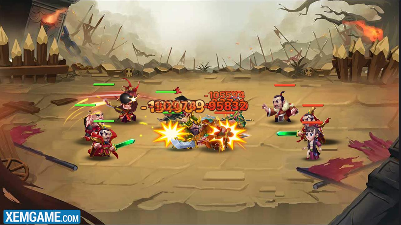 Hảo Hán Ca Mobile | XEMGAME.COM