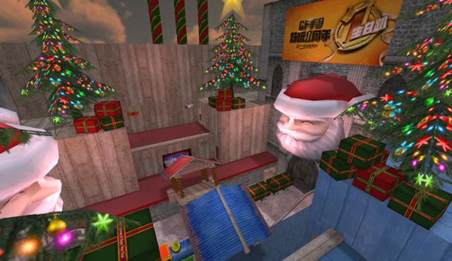 Crossfire Legends cập nhật dàn bản đồ Giáng Sinh cực lung linh
