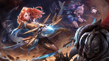 """Top game MMORPG cực """"xịn"""" trên điện thoại để bạn chiến trong dịp năm mới"""