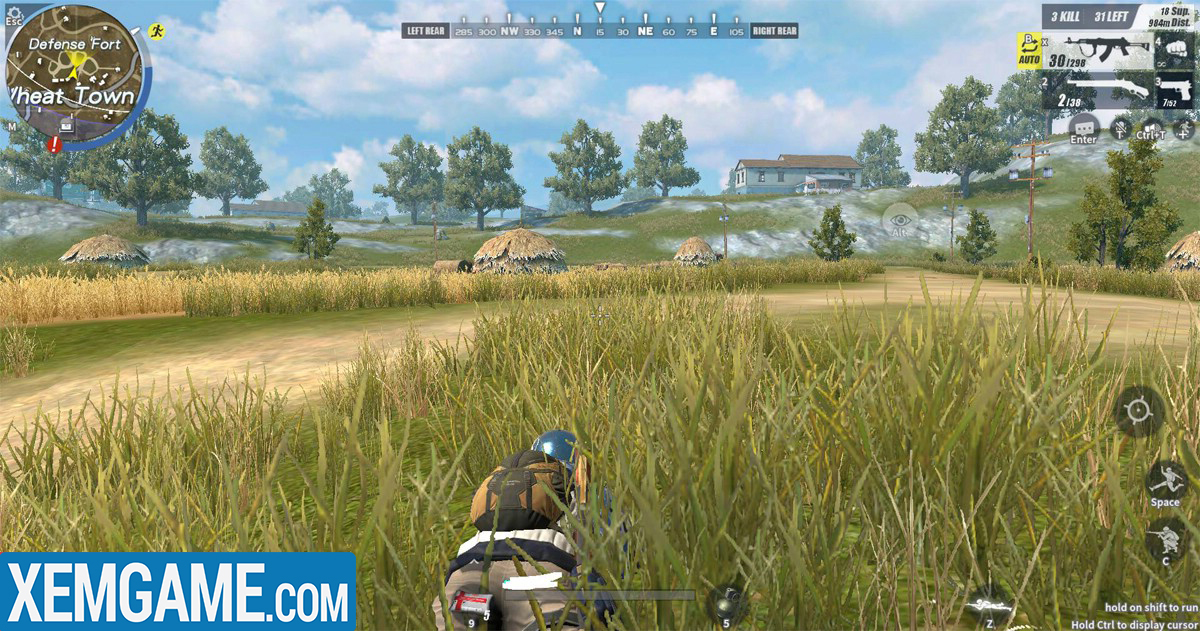Rules of Survival | XEMGAME.COM