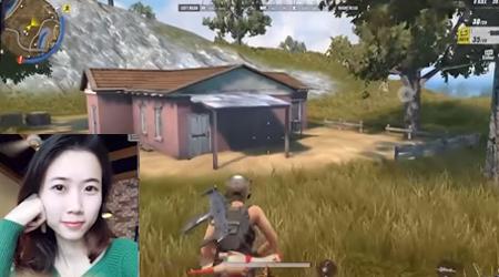 Cùng Mai Anh leo top trong game bắn súng sinh tồn Rules of Survival – PUBG Mobile
