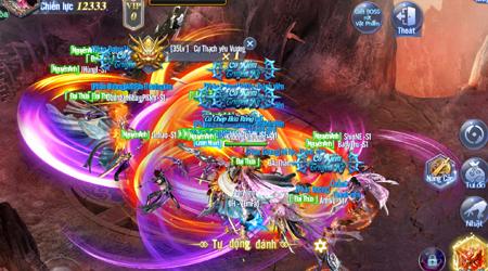 Trải nghiệm Cổ Kiếm Truyền Kỳ – Game kiếm hiệp dẫn dắt người chơi lạc vào chốn thần tiên