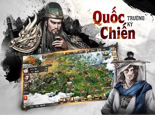 Tam Quốc Truyền Kỳ Mobile: Chiến trường Quốc chiến thời gian thực tàn khốc nhất trong mọi game chiến thuật