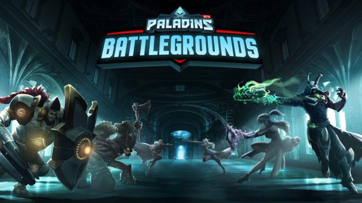 Bắt kịp xu thế Battle Royale, Paladins cập nhật cho mình chế độ chơi giống hệt PUBG