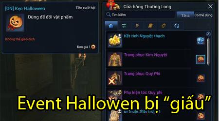 """Blade and Soul : Hài hước sự kiện Halloween bị """"giấu"""" đến bây giờ mới xuất hiện"""