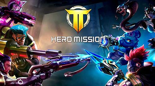 Nhanh tay tải về Hero Mission, game pha trộn giữa PUBG và Overwatch