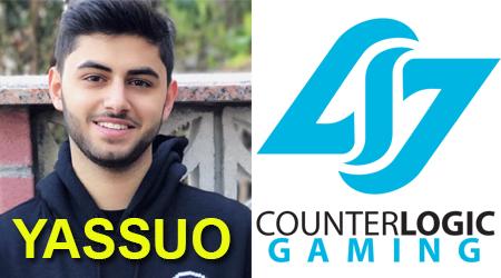 """Liên Minh Huyền Thoại: Best """"Đấng"""" Bắc Mỹ – Yassuo chính thức gia nhập Counter Logic Gaming"""