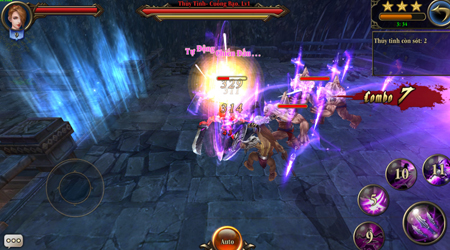 Thử nghiệm phiên bản Alpha Test 2, Trảm Thần Mobile được game thủ quan tâm nhiệt tình