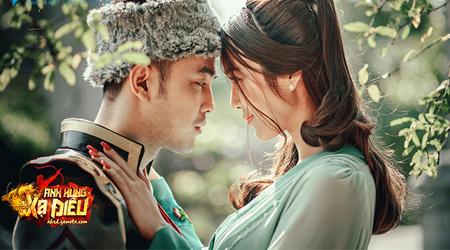 Vợ chồng ca sĩ Ưng Hoàng Phúc bất ngờ hóa thân thành Hoàng Dung – Quách Tĩnh