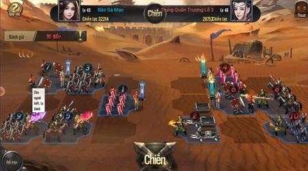 Fan cuồng game chiến thuật đổ xô vào chơi Tam Quốc Truyền Kỳ Mobile