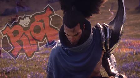 """LMHT: Riot Games làm phim về """"Đấng"""" ngầu không thể tả"""